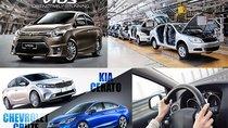 Tin ô tô nổi bật nhất tuần từ ngày 7/8 đến 12/8/2017