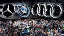 Tháng 7/2017, doanh số của BMW thấp hơn Audi, Mercedes tại Trung Quốc