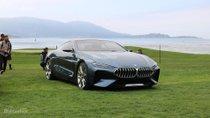 BMW 8 Series Concept chính thức trình làng tại Bắc Mỹ