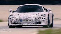 Siêu xe điện của McLaren sẽ có công suất lên đến 675 mã lực