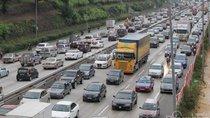 Tháng 7/2017: Doanh số xe tại Malaysia tăng 14%