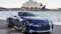 Sedan thất thế, doanh số Lexus giảm lần đầu tiên trong vòng 6 năm qua