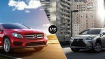 Mercedes-Benz ăn nên làm ra, Lexus tụt dốc không phanh trong tháng 7/2017