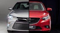 Toyota Camry và Mazda 6: 'Song mã chiến' trong phân khúc hạng D