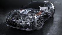 Lexus đã sẵn sàng cho chiếc xe thuần điện