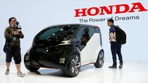 Tháng 8/2017: Honda tiếp tục vượt mặt Toyota tại Trung Quốc