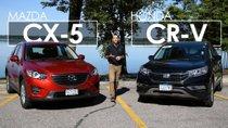 Giá ô tô Honda CR-V và Mazda CX-5 gây ra nhiều cú sốc