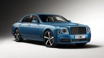 Bentley Mulsanne Design Series bản giới hạn góp mặt tại Frankfurt