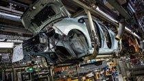 Nissan Leaf 2018 thế hệ mới chốt ngày sản xuất tại Mỹ và Anh
