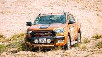 Ford Việt Nam vẫn tăng trưởng 8% trong tháng 'cô hồn'