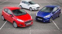 Top 10 mẫu xe hơi bán chạy nhất tại Anh