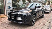 Bán Toyota Highlander LE 2.7 2017, màu đen, xe nhập Mỹ, mới đập hộp, bảo hành 3 năm. LH Mr. Lộc 0982.842838