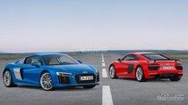 Audi R8 nhá hàng phiên bản dẫn động cầu sau