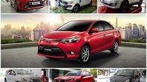 TOP 10 ô tô bán chạy nhất tháng 8/2017