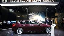 [Frankfurt 2017] BMW 6-Series Gran Turismo ngoại hình không tì vết, giá bán 1,6 tỷ đồng