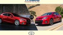 Cuộc chiến thị phần ô tô tại VN: Trường Hải mất dần lợi thế trước Toyota