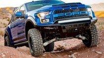 Ford Shelby Raptor 2018 mới có giá 117.460 USD