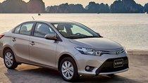 Xe hạng B ăn khách nhất thị trường ô tô Việt tháng 8/2017: Toyota Vios bỏ xa Honda City