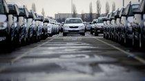 Tháng 8/2017: Doanh số xe mới tại châu Âu tăng 5,5%