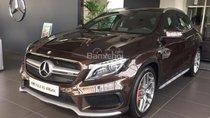 Bán Mercedes GLA 45 4Matic 2018 sức mạnh vượt trội, siêu thể thao
