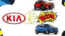 Kia sẽ vào thị trường Ấn Độ để cạnh tranh với Ford EcoSport và Suzuki Brezza