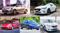 Người Việt chủ yếu mua sedan: Đỉnh cao Toyota Vios