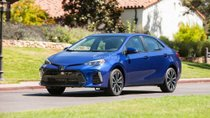 Ưu nhược điểm Toyota Corolla 2017 nhập Mỹ