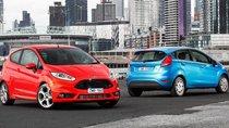 Mẫu Ford Fiesta 2017 nào sẽ ăn khách nhất?