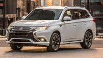 Mitsubishi Outlander PHEV 2018 nhập tịch Mỹ với giá từ 807 triệu đồng