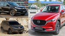 4 mẫu xe ô tô kỳ vọng tạo 'sóng thần' trên thị trường Việt Nam cuối năm 2017