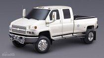Bán tải Chevrolet Silverado 'khủng' nhất sẽ trình làng vào năm 2018