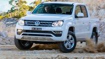 Bán tải Volkswagen Amarok V6 2018 có sức kéo đến 3.500kg