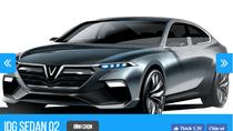 Đâu là concept xe VinFast được người Việt bình chọn nhiều nhất?