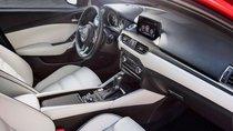 Mazda 6 2018 ra mắt, thêm cải tiến nhẹ nhàng