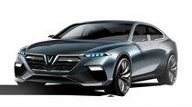 SUV và sedan ô tô thương hiệu Việt - VinFast đã có video 3D đầu tiên