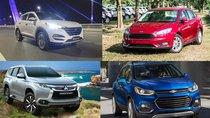 Những mẫu xe ô tô giảm giá 'sốc' nhất đầu tháng 10/2017: Ford Focus mạnh tay