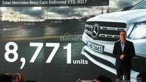 Quý III/2017: Mercedes-Benz đạt doanh số 8.771 xe tại Malaysia