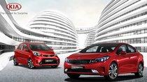 Kia giảm giá hàng loạt mẫu xe ô tô trong tháng 10/2017: Kia Sorento dẫn đầu