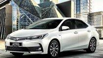 Toyota Corolla Altis 2017 giảm 30 triệu đồng trong tháng 10
