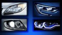Đánh giá 4 loại đèn ô tô phổ biến nhất hiện nay