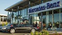 Quý III/2017: Doanh số Mercedes-Benz cao nhất trong lịch sử
