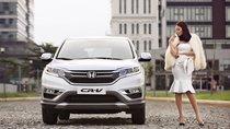 Honda CR-V bán nhiều gấp gần 3 lần Mazda CX-5 trong tháng 9