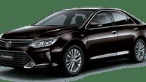 Toyota Camry 2017 chính thức lên kệ tại Việt Nam với giá chỉ từ 997 triệu đồng