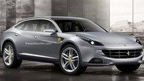 Ferrari bắt đầu 'thò chân' vào phân khúc crossover