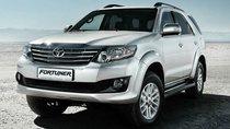 Top 10 mẫu SUV được doanh nhân Việt lựa chọn: Toyota Fortuner đứng đầu