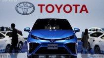 Tháng 9/2017: Doanh số Toyota và Honda tăng 15% tại Trung Quốc