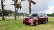 Đánh giá ưu nhược điểm Toyota Sienna 2017: Xe gia đình tuyệt vời