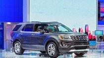 Cần bán Ford Explorer 2.3L Limitted 2018, màu đen, nhập khẩu