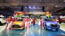 3 quý đầu năm: Toyota đạt doanh số 43.832 xe bán ra