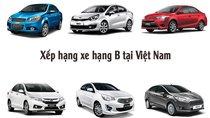 Top 10 xe hạng B bán chạy nhất tháng 9/2017 tại Việt Nam: Toyota Vios vẫn thống trị